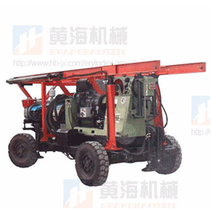 XY-42, HXY-2BT Trailer Mounted Core Drilling Rig