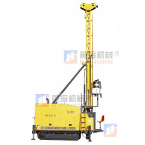 HYDX-6 Full Hydraulic Diamond Core Rig